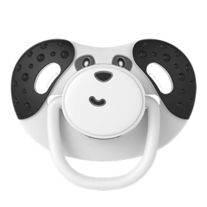 Dumforter 3 in 1 soother, teether, comforter Pepper Panda