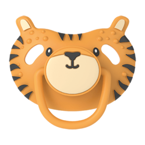 Dumforter 3 in 1 soother, teether, comforter Terry Tiger
